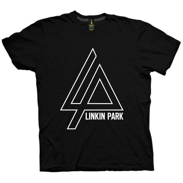 تی شرت لینکین پارک Outline Logo