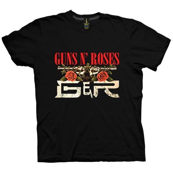 تی شرت Guns N' Roses G&R Guns