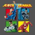 تی شرت Justice League