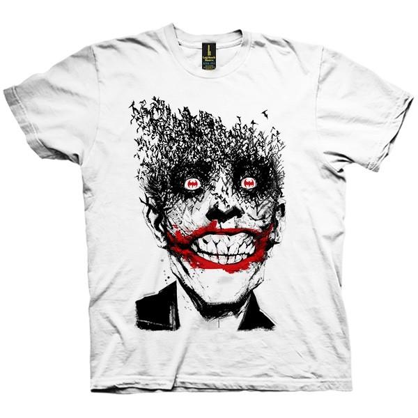 تی شرت Joker Smile