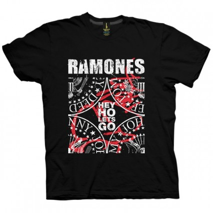 تی شرت The Ramones Sliced Seal