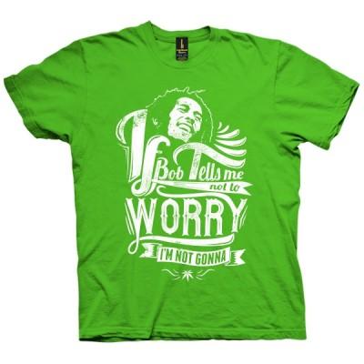 تی شرت Bob tells me