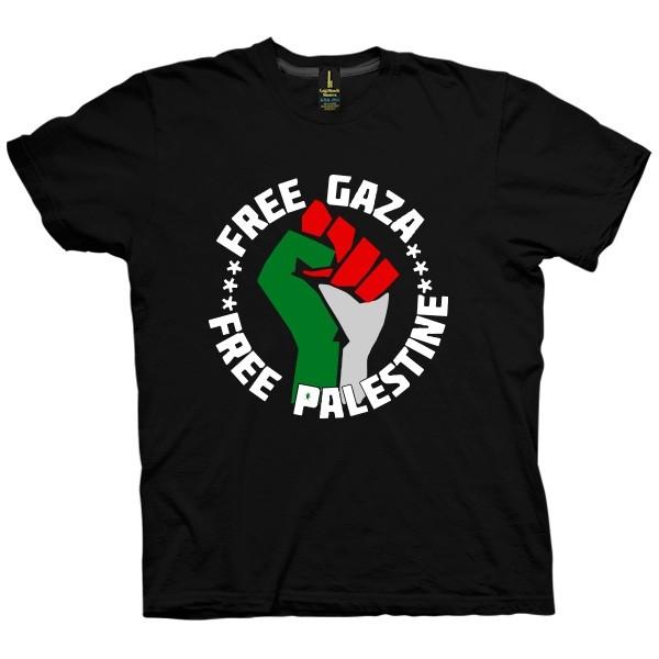 تی شرت Free GAZA
