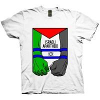 تی شرت Israeli Apartheid