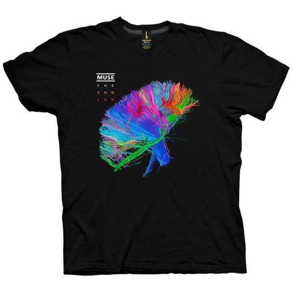 تی شرت Muse The Second Law