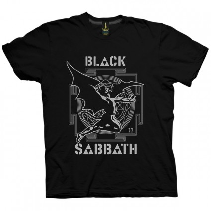 تی شرت Black Sabbath Creature Maze