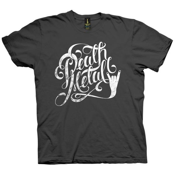 تی شرت Death Metal