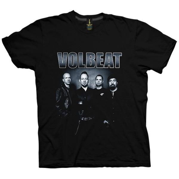 تی شرت Volbeat Band