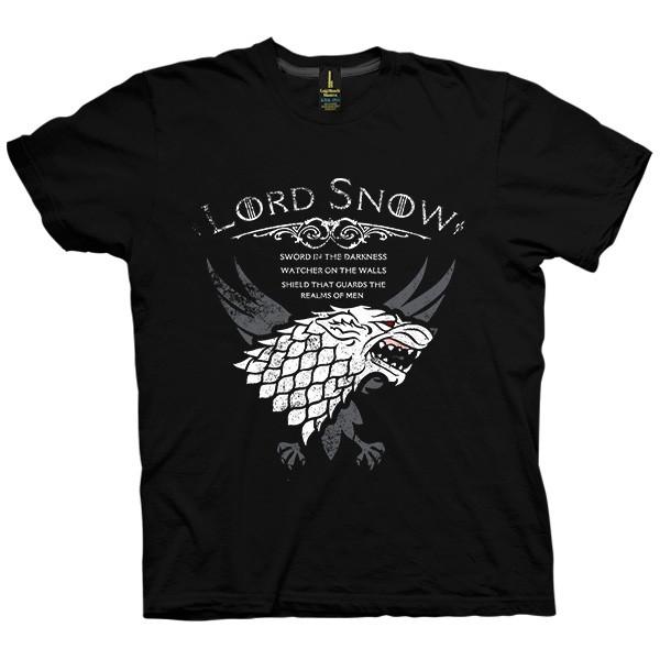 تی شرت Lord Snow