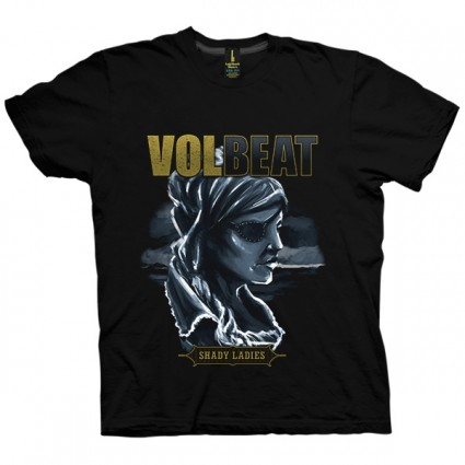 تی شرت Volbeat Shady Ladies