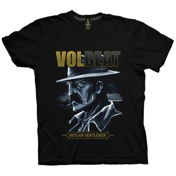 تی شرت Volbeat Outlaw Gentlemen