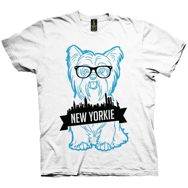 تی شرت New Yorkie