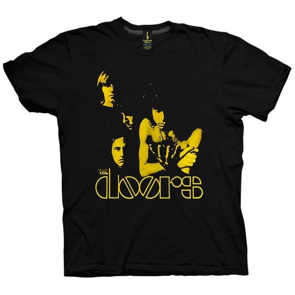 تی شرت The Doors Band