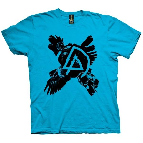 تی شرت لینکین پارک Crossed Feathers