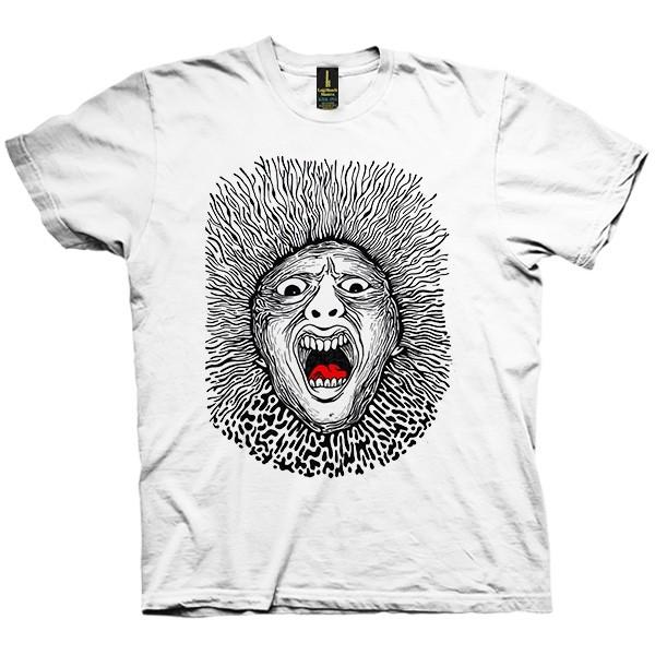 تی شرت The Scream