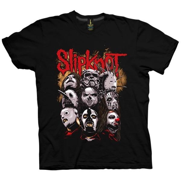 تی شرت Slipknot Maggots For Life