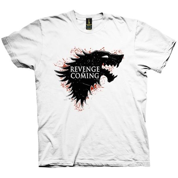 تی شرت Revenge is coming