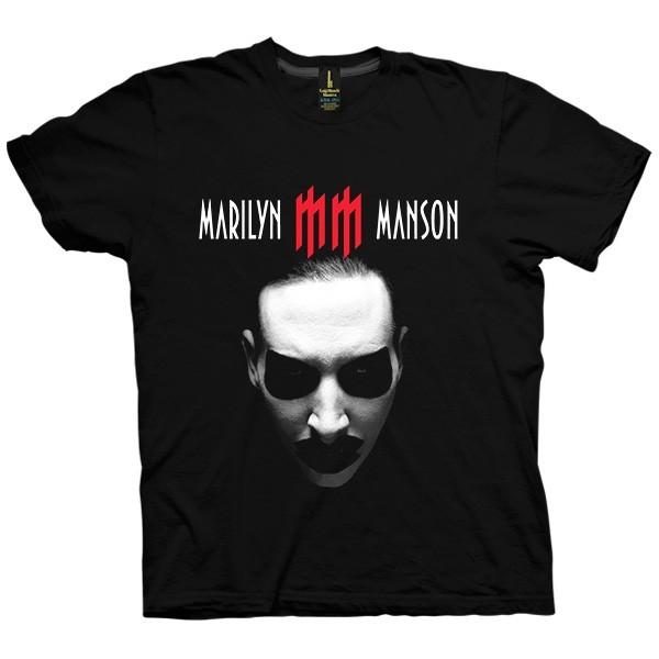 تی شرت Marilyn Manson Babble