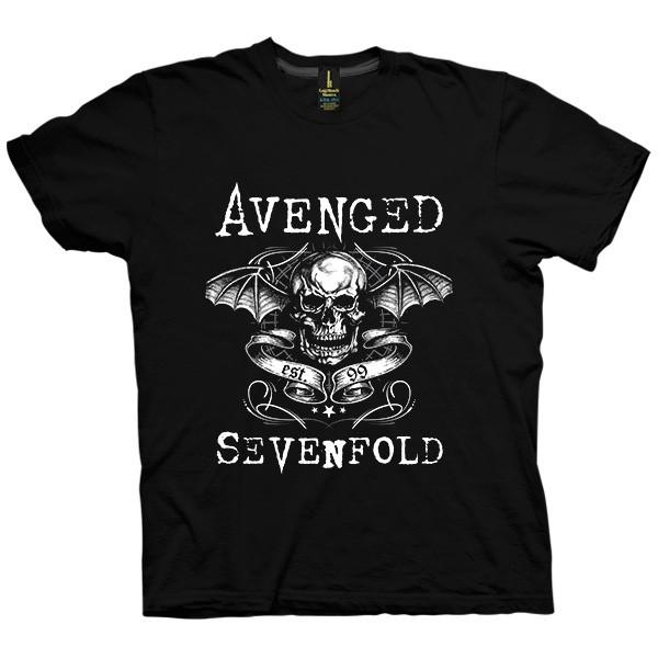 تی شرت Avenged Sevenfold Death Bat