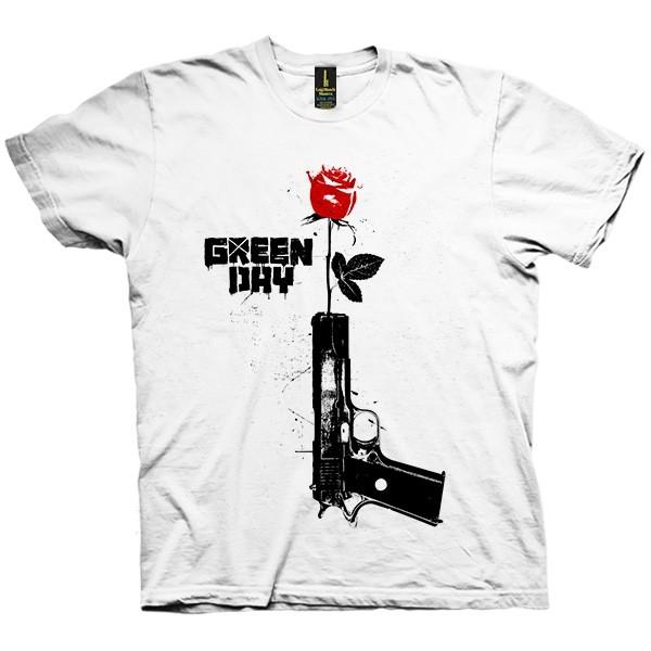 تی شرت Green Day Progression