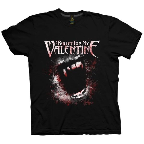 تی شرت Bullet For My Valentine Bite