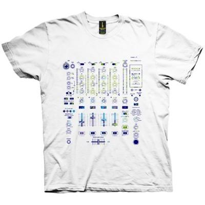 تی شرت DJ Mixer