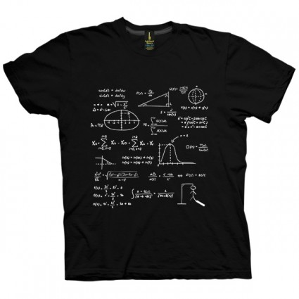 تی شرت Mathhh