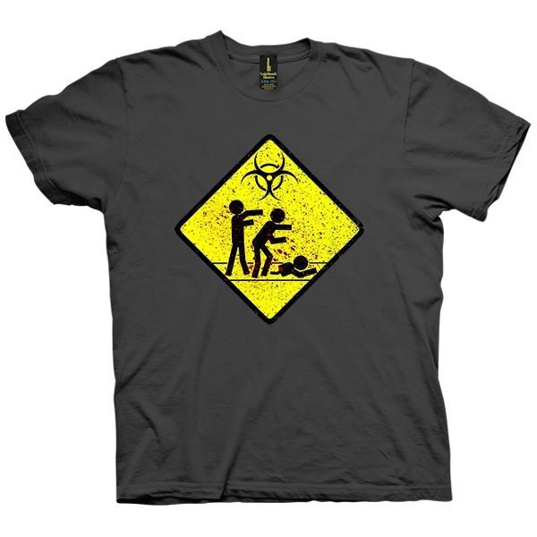 تی شرت Zombie Crossing