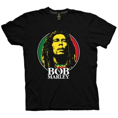 تی شرت Bob Marley Logo