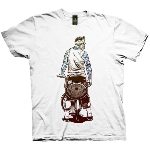 تی شرت Low Ride Skull