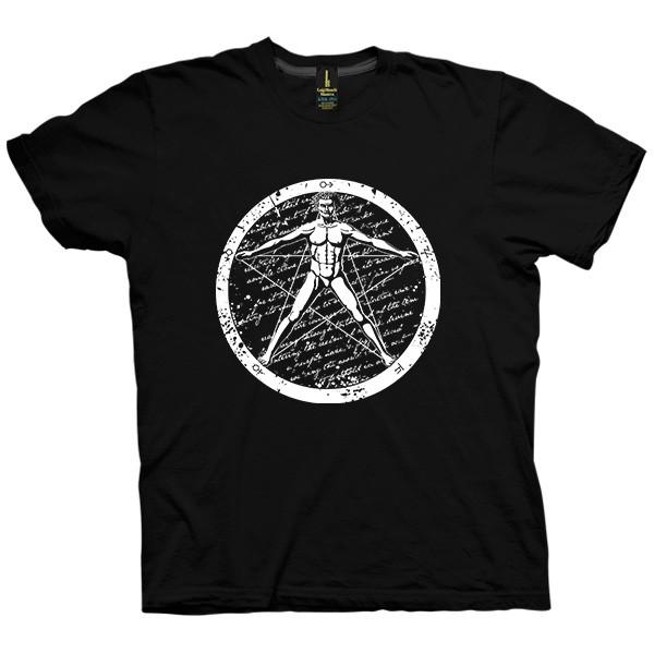 تی شرت Agrippa Pentagram