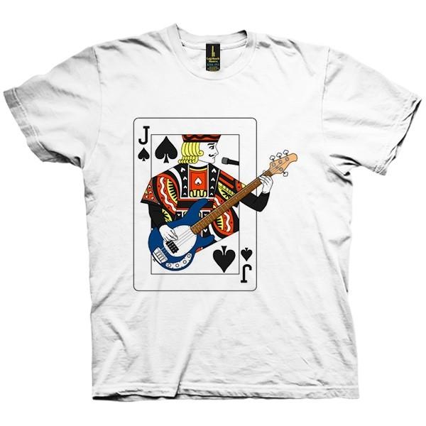 تی شرت Jack bass