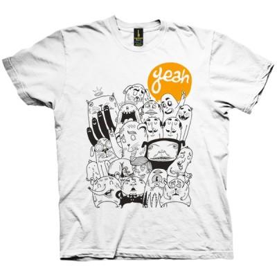 تی شرت Yeah