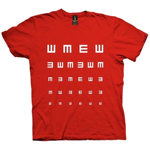 تی شرت Eye Test