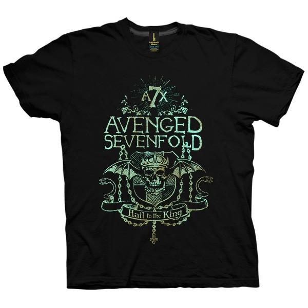 تی شرت Avenged Sevenfold Kings Prayer