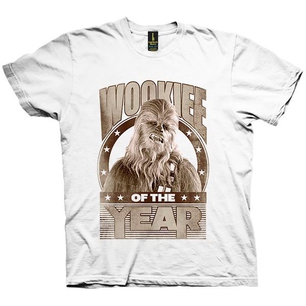 تی شرت Star Wars Wookiee Of The Year