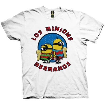 تی شرت Los Minions