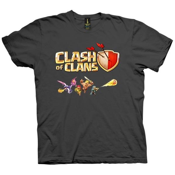 تی شرت Clash Of Clans