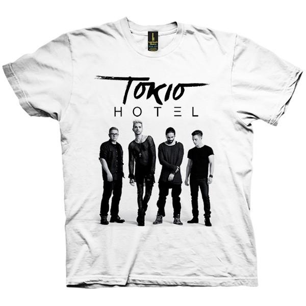 تی شرت Tokio Hotel