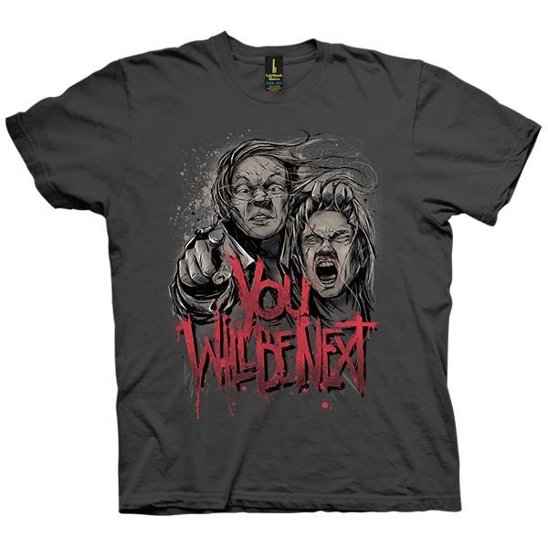 تی شرت You will be next