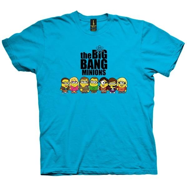 تی شرت Big Bang Minions