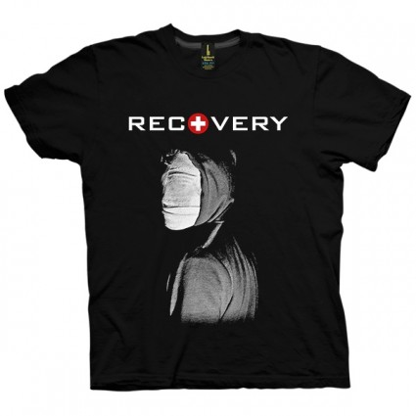 تی شرت Eminem Recovery
