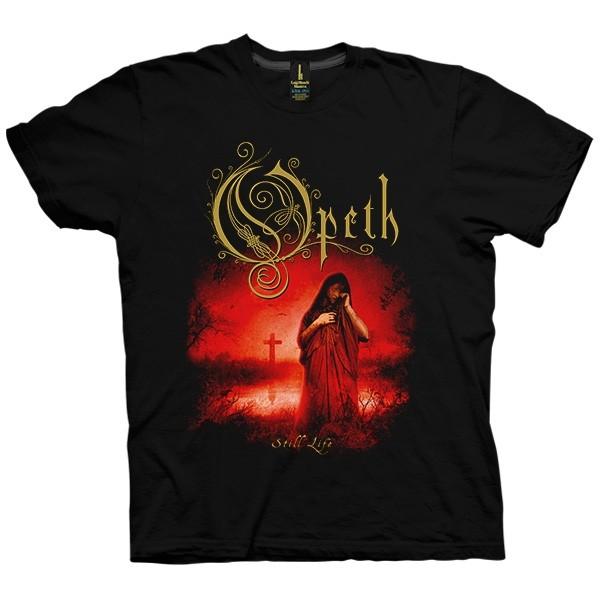 تی شرت Opeth Still Life