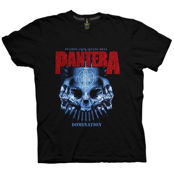 تی شرت Pantera Domination