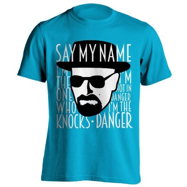 تی شرت heisenberg quotes