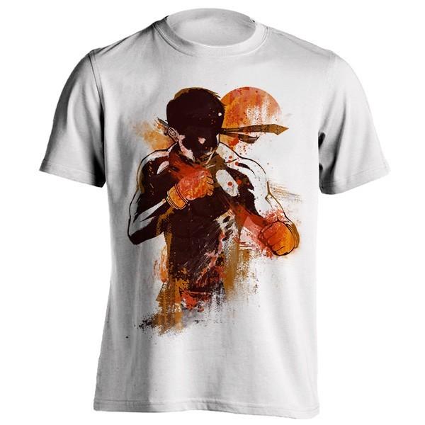 تی شرت The Fire Fighter