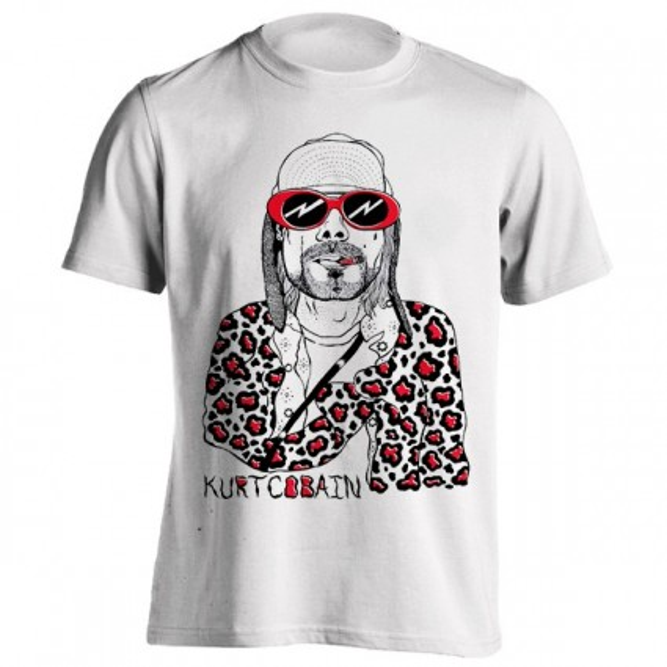 تی شرت Kurt Cobain