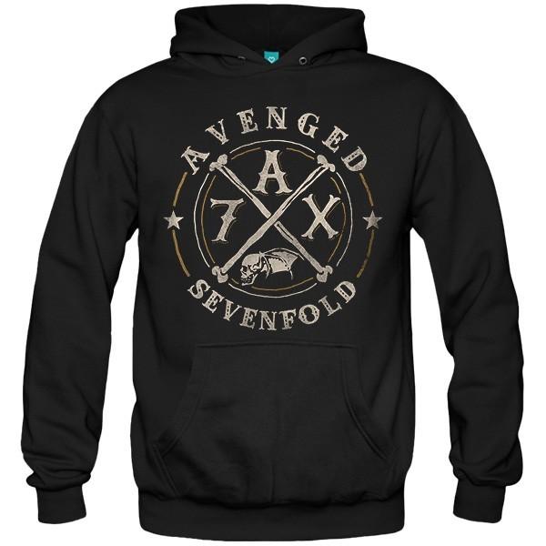سویشرت Avenged Sevenfold A7X