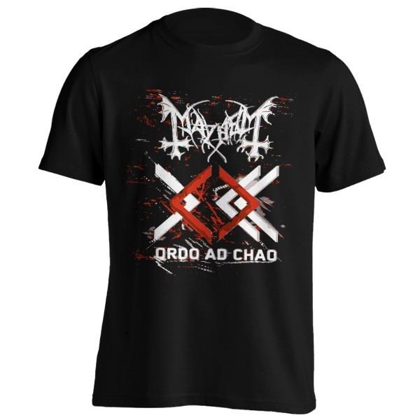 تی شرت Mayhem Ordo Ad Chao