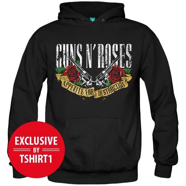 سویشرت Guns N' Roses Banner